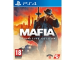 Игра PS4 Mafia Definitive Edition
