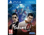 Game PS4 Yakuza 0