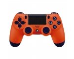 Pult Sony PS4 DS4 Sunset Orange