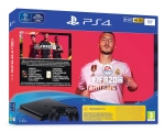 Konsool SONY PS4 1TB + FIFA 20 + pult PS4