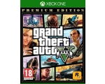 Mäng XBOX One Grand Theft Auto 5 Premium Edition