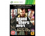 Mäng XBOX360 Grand Theft Auto 4: The Complete Edition