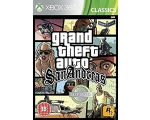 Mäng XBOX360 Grand Theft Auto San Andreas