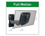 "Wall mount BARKAN E130.B (13""-29"")"