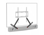 Wall mount BARKAN E820.B for soundbar