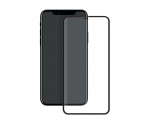 Screen safety glass Eiger 3D iPhone XR, black