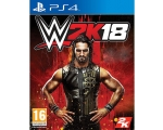 Mäng PS4 WWE 2K18