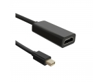 Adapter, DisplayPort isa - HDMI ema, 0,2 m