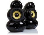 Speakers PODSPEAKER SMALLPOD Passive black 2pcs