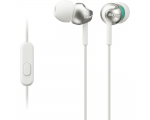 In-ear headphones Sony MDREX110APW.CE7, white