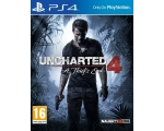 Mäng PS4 Uncharted 4: A Thief´s End