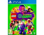 Mäng PS4 Lego DC Super-Villains