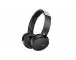 Wireless headphones Sony MDRXB650, black