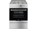 Electric stove ELECTROLUX EKK64983OX
