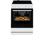 Electric stove ELECTROLUX LKR62001BW
