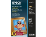Photopaper EPSON Glossy 10x15cm 50 papers 200 gr/