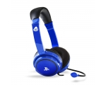 Headphones 4Gamers PS4 PRO4-40 blue