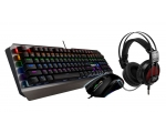 Komplekt AULA Gaming Ultimate