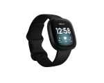 Smart watch FITBIT Versa 3, black