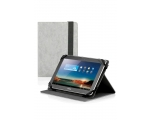 "Universal tablet cover FONEX Weave 8""/9.7"" grey/black"