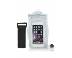 "Waterproof CaseBag FONEX 3""-6"" transparent"