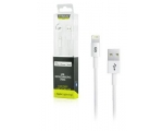 Cabel FONEX USB Lightning MFI 1,2m white