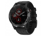 Nutikell GARMIN FENIX 5S PLUS, must