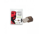 USB flash drive KINGSTON 16GB OTG USB 2.0