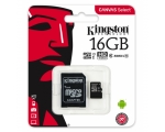 Memory card KINGSTON 16GB Class10 UHS-I