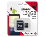 Mälukaart KINGSTON Micro SDXC 128GB Class 10