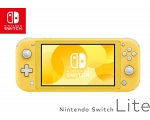 Konsool NINTENDO SWITCH LITE, kollane