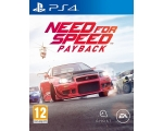 Mäng PS4 Need for Speed Payback