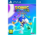 Mäng PS4 Sonic Colours Ultimate