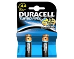 Battery DURACELL Turbo Max MN1500 2-pack