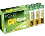 Battery GP Super AA/LR6  16-pack HomeBox