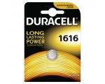 Battery DURACELL CR1616