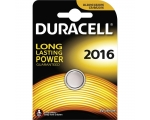 Battery DURACELL CR2016