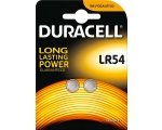 Battery DURACELL LR54 2-pack