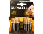 Battery DURACELL Basic D x 2-pack MN1300