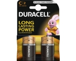 Battery DURACELL Basic C x 2-pack MN1400