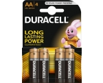 Battery DURACELL Basic MN1500 4-pack