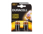 Battery DURACELL Basic MN2400 4-pack