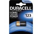 Battery DURACELL CR123A