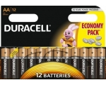 Battery DURACELL Basic 12 x AA MN1500