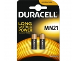 Battery DURACELL MN21 2-pack