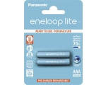 Power battery PANASONIC Eneloop Lite AAA/R03 battery 2-pack 600mAh