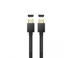 HDMI, Ethernet, 4K UHD 18GB Кабель QNECT 1м