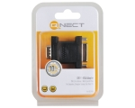 Adapter QNECT DVI - VGA