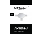 Divider QNECT TV 2-direction