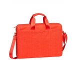 "Laptop bag RIVACASE 15,6"" Biscayne sail fabric, orange"